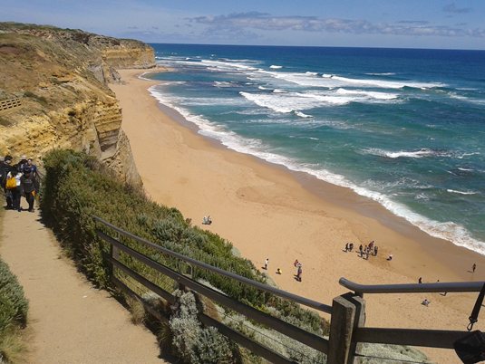 Great Ocean Road Beach at 12 Apostles