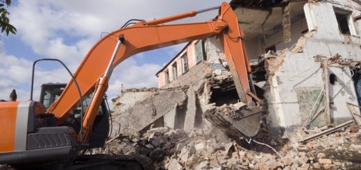 Domestic Demolition