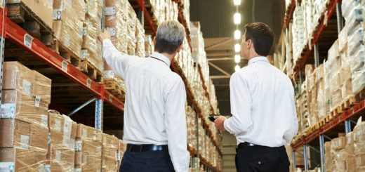 Warehouse Racking Inspection