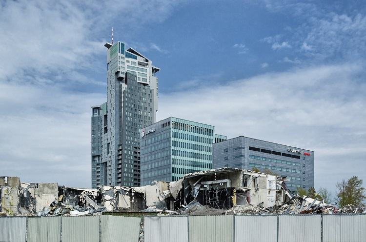 Commercial Demolition Services