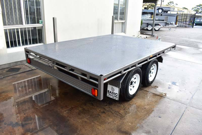 Flat-Top Trailers