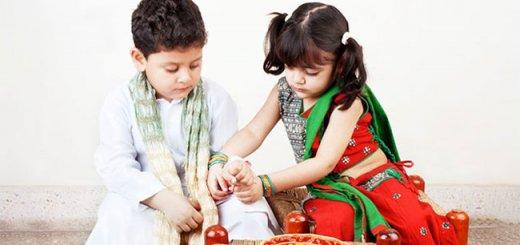 Rakshabandhan-Festival-Kids