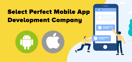 Best tips of selecting the perfect mobile app development company?